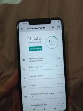 Teléfono Motorola  ONE 64GB en venta