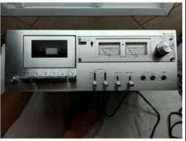 cassetera FL-2000 ken brown importada japon, otros audios vintage ( jvc, philips, tonomac, sony, toshiba) casetera