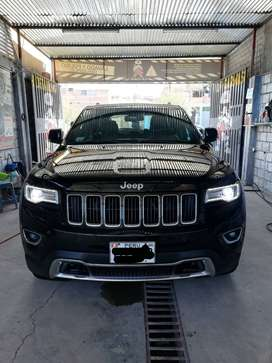 Grand Cherokee Limited 2014