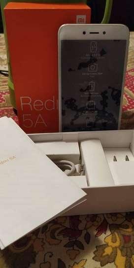 Xiaomi redmi 5a INMACULADO