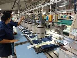 Maquinas bordadoras japonesas
