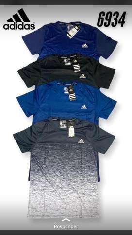 Camisas deportivas para hombre