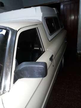Vendo camioneta Ford Ranchero con cúpula vidriada