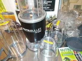 extractor procesador nutribullet 600 series negra usada