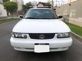 Nissan sentra 2017 taxi gnv 6850 dolares