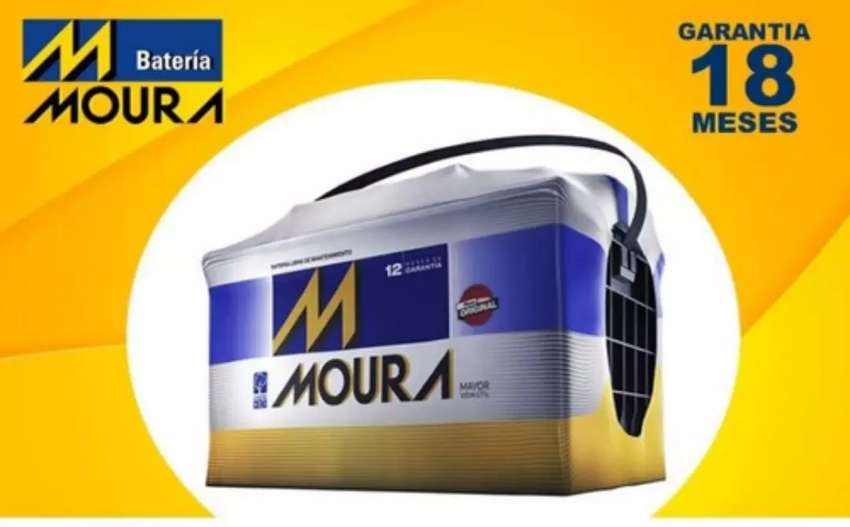 Baterías MOURA