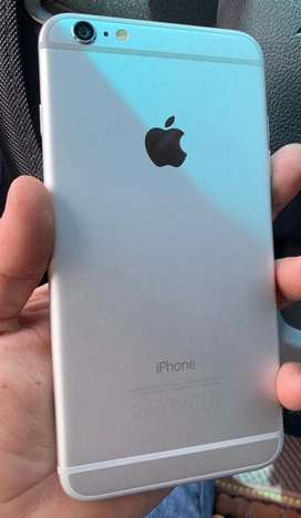 Iphone 6 plus 64gb 10/10 libre de fabrica