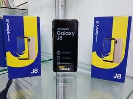 Samsung Galaxy J8 de 64GB RAM 4GB Nuevos Liberados Garantía
