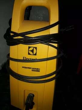 Hidrolavadora electrolux 2200psi