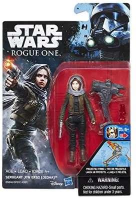 star wars muñecos de acción hasbro