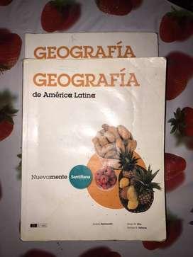 Geografia de america latina ( santillana)