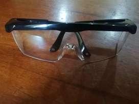 Gafas de protección personal