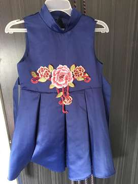 Vestido para niña 160cm