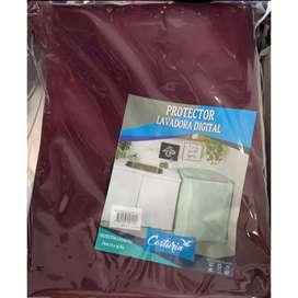 Protector de lavadora automática