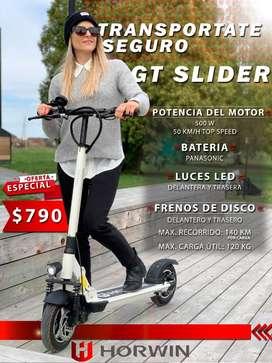 Scooter GT slider