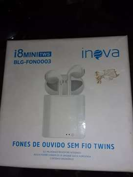 Vendo auriculares airpods i8 mini