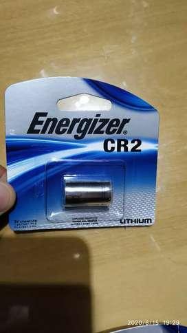Pila CR2 3v x 9 unidades