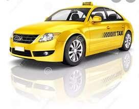 Se necesita chófer para taxi amarillo, y que viva en milagro