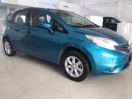 Nissan Note Advance Pure Drive 2016 impecable