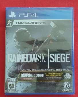 Rainbow siege Deluxe Edition