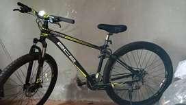 Bicicleta ECS Aro 29