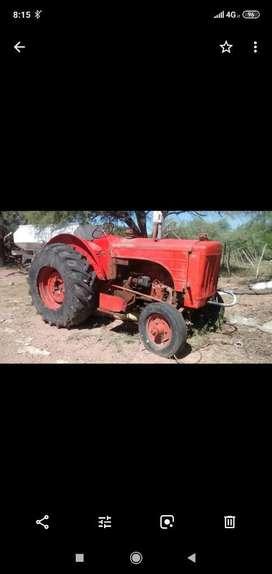 Tractor Y Pala de Arrastre