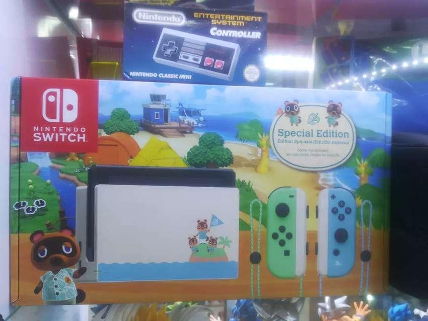 Nintendo switch 0