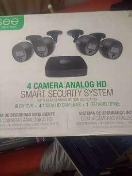 Video camaras de seguridad