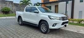 Toyota Hilux 4x4 Full doble Cabina
