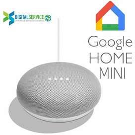Altavoz Google Home Mini Asistente