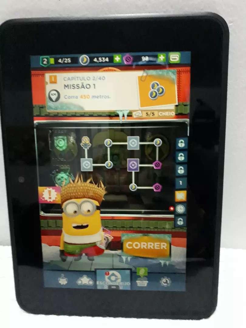 Tablet Amazon Kindle cambio