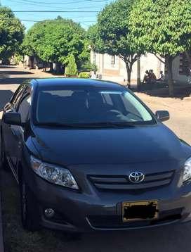 Vendo Toyota Corolla modelo 2011 en Excelente estado