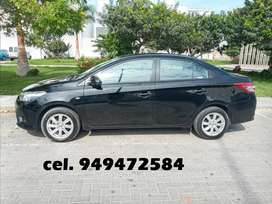 TOYOTA YARIS FULL  2016   $.10,500