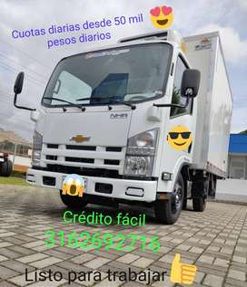 camiones y buses Chevrolet