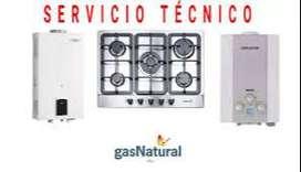 reparacion y mantenimiento de calentadores y estufas en piedecuesta