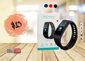 Reloj Brasalete Bluetooth