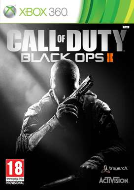 Call Of Duty Black Ops 2 (xbox 360, Xbox One), Físico