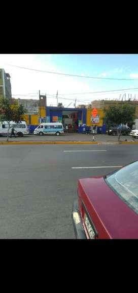 Se vende puesto de abarrotes en el Mercado San Rafael 1