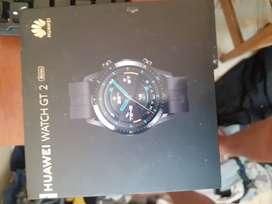 Vendo smarthwatch Huawei Watch gt2 46mm