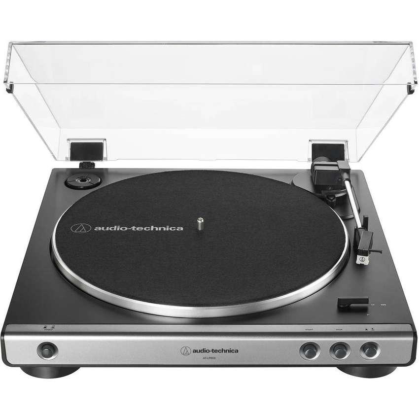 Tornamesa Audio-Technica LP 60x 0