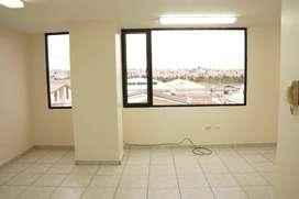 Arriendo Oficina 45 m2 Norte de Quito