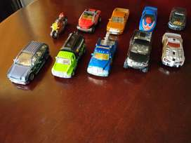 Carritos HotWheels coleccionables
