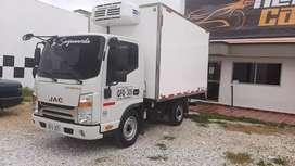Jac 2021 furgón Refrigerado