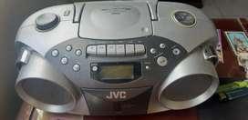 Grabadora radio casette