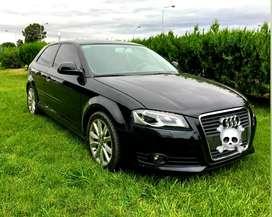 Único Audi A3 sport con solo 12mil km. Igual a 0km
