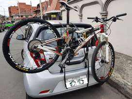 Bicicleta kona -de scandio