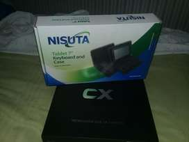 Tablet 7 Cx Incluye Teclado Impecable