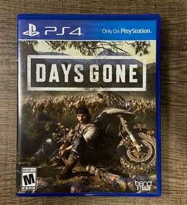 Days Gone Nuevo Sellado