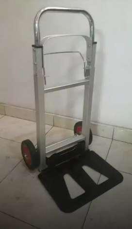 Zorra de carga aluminio