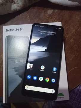 Vendo Nokia 24 m 64 GB inmaculado